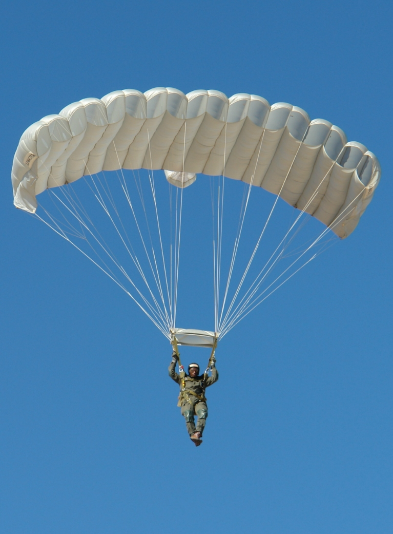 Parachute Assemblies | Africor - military security uniform ...